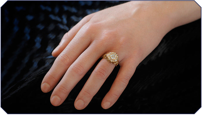 An Engagement Ring of the Week for 2013's Most Bewitching Bridal Styles