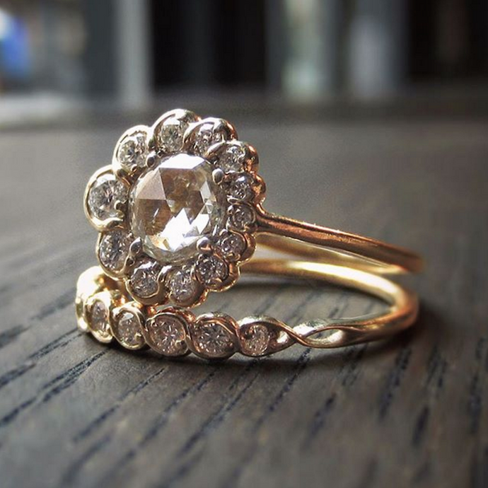 Top 5 February Vintage Jewelry on Instagram