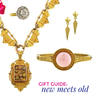 new meets old gift guide