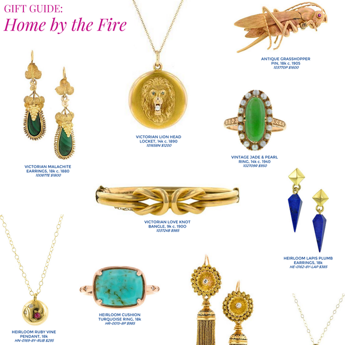 Holiday Gift Guide: Jewels for Family & Friends