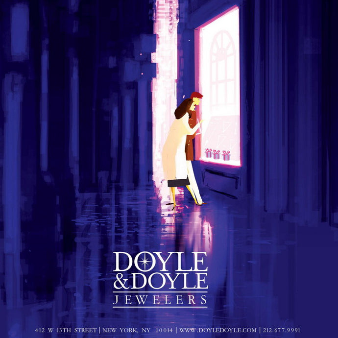 Pascal Campion for Doyle & Doyle