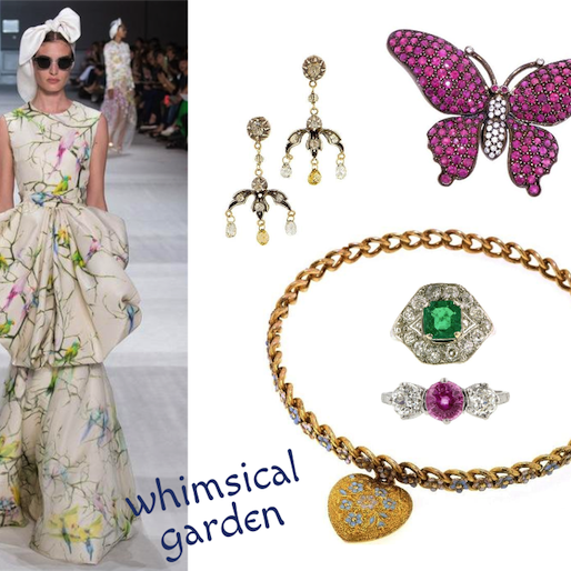 Top 5 Couture Inspired Wedding Jewelry Trends
