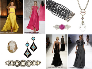 jewelries from new york fashion week
