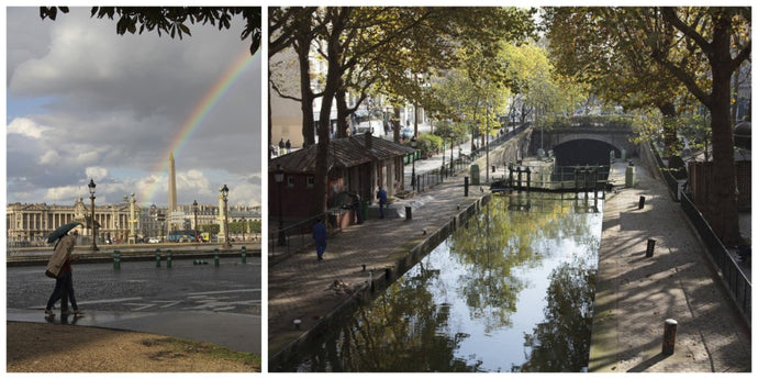Paris: The Star of our Spring-time City Fantasies