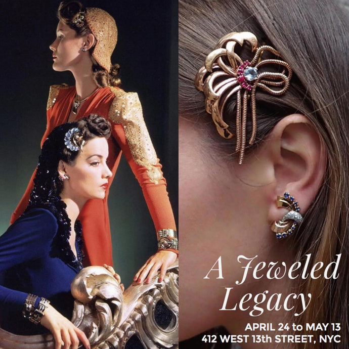 A Jeweled Legacy: Jewelry Exhibition Catalogue