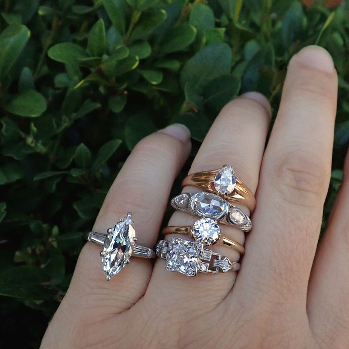 Choose a Vintage Engagement Ring to Fit Your Lifestyle