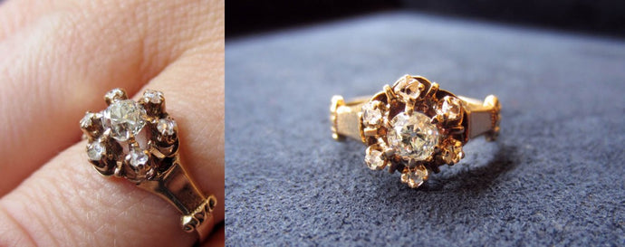 Engagement Ring of the Week: This Bauble Was Preferred Of Bees