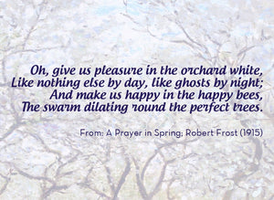 A Prayer in Spring