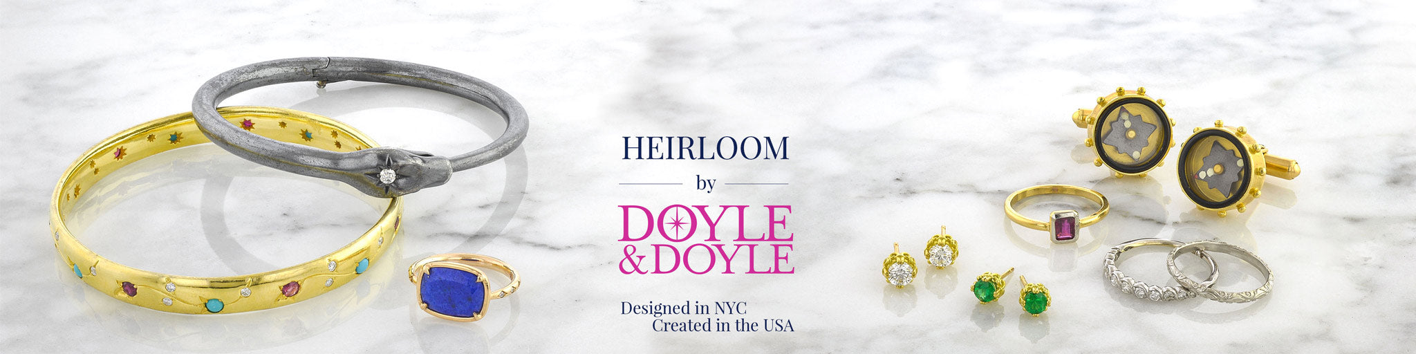 Heirloom by Doyle & Doyle