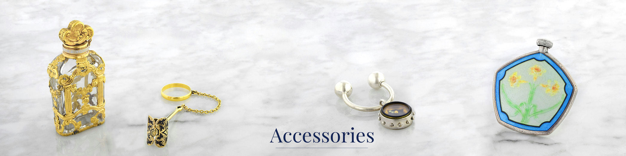 1b63825ec Discover Rare Antique, Estate, And Vintage Cufflinks, Pins, & Other Jeweled  Accessories