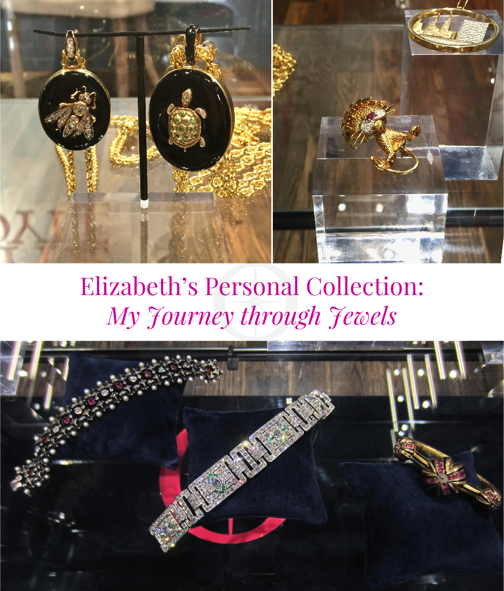 Elizabeth Doyle's antique jewelry collection