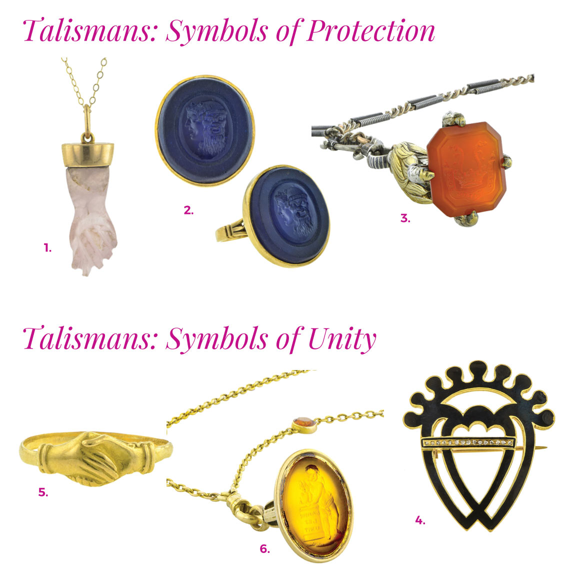doyle and doyle protection and love talismans figa fede ring catalog