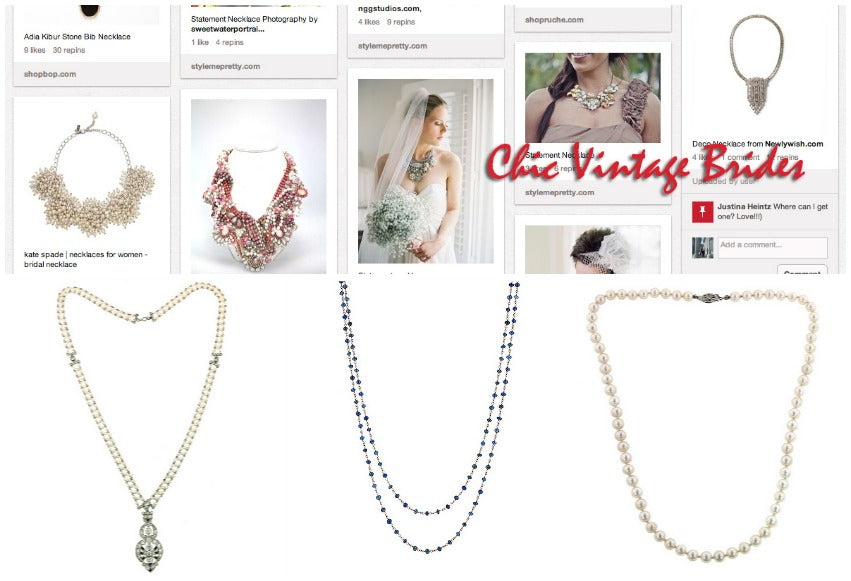 Chic-Vintage-Brides-Necklace-Collage