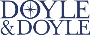 Doyle & Doyle antique and vintage jewelry NYC blue logo