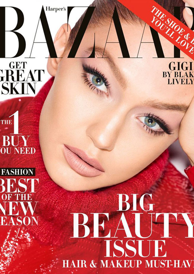 Harper's Bazaar May 2018 Cover