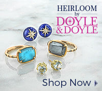 Heirloom by Doyle and Doyle- Designed in New York City. Created in the USA.