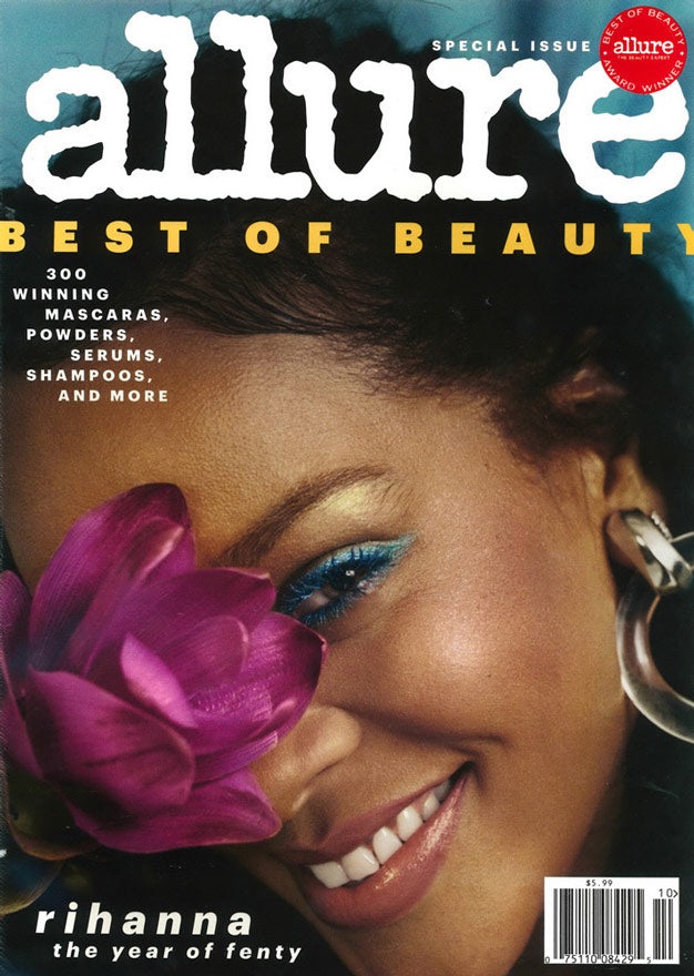Allure Cover Rihanna October 2018