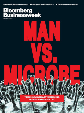 Bloomberg Businessweek cover February 10, 2020