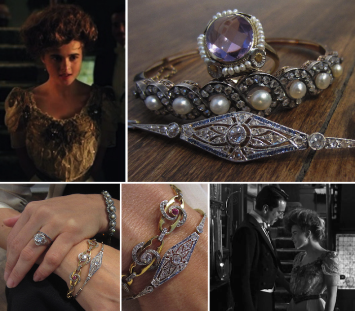 Edwardian Wedding Jewelry
