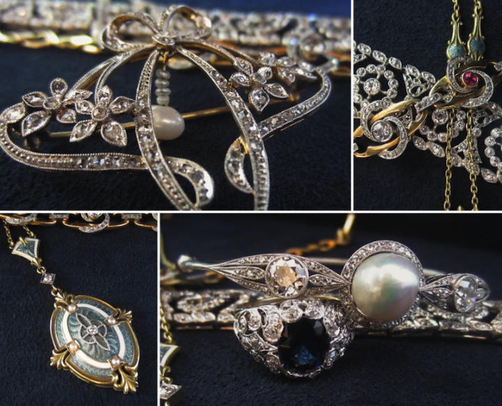 Doyle & Doyle Edwardian Jewelry