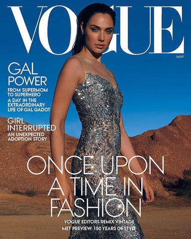 Vogue May 2020 Cover, Gal Gadot