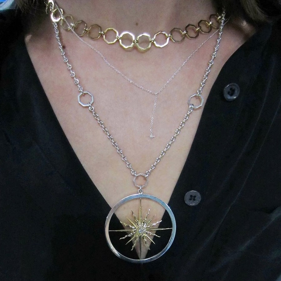Heirloom collection necklaces