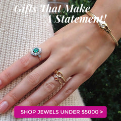 Shop Stylish Vintage & Antique Jewelry Under $5000 from Doyle & Doyle in New York