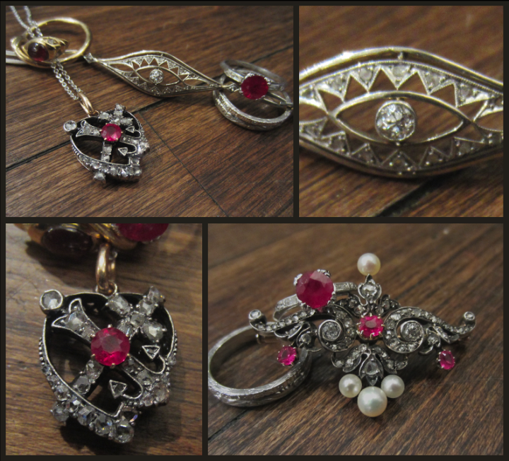 ruby wedding jewelry
