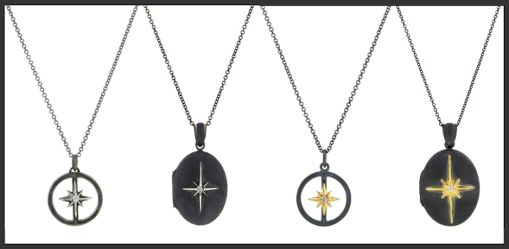 Necklaces from Doyle & Doyle West 13th Collection