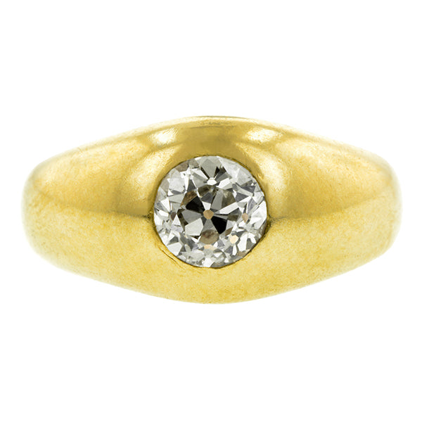 Solitaire Diamond Ring, TRB; 0.56ct:: Doyle & Doyle