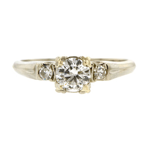 Vintage Engagement Ring Doyle & Doyle