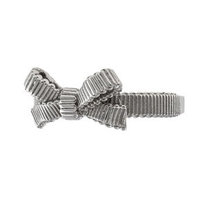Grosgrain Bow Ring- Heirloom by Doyle & Doyle