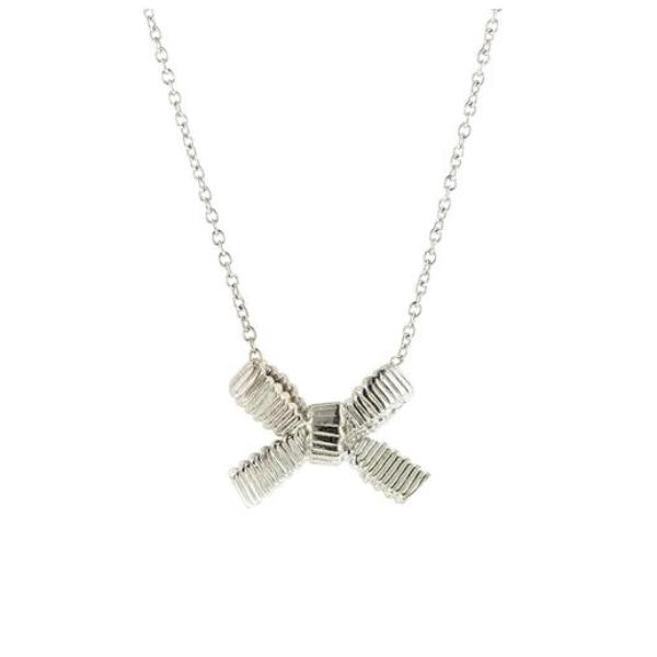 Grosgrain Bow Necklace- Heirloom by Doyle & Doyle