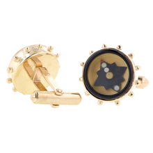Compass Cufflinks- Heirloom by Doyle & Doyle