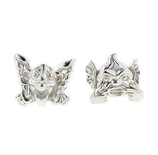 Gargoyle Earrings- Heirloom by Doyle & Doyle