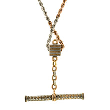 Art Deco Watch Chain Necklace