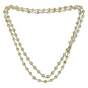Vintage Diamond by the Yard Chain