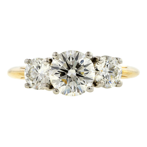 Estate Tiffany & Co. Engagement Ring, 1.51ct