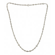 Vintage Diamond Chain Necklace