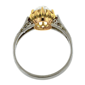 Vintage Solitaire Engagement Ring, 1.52ct