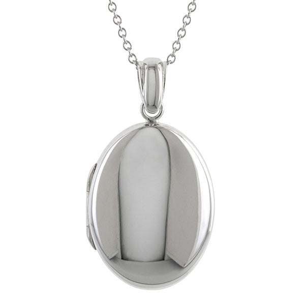 Oval Locket