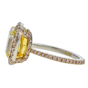 Estate Diamond Engagement Ring
