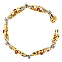 Vintage Tiffany & Co. Star Ruby Bracelet