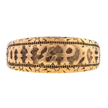 "Antique ring: a Rose Gold ""MIZPAH"" Wedding Band sold by Doyle & Doyle vintage and antique jewelry boutique."