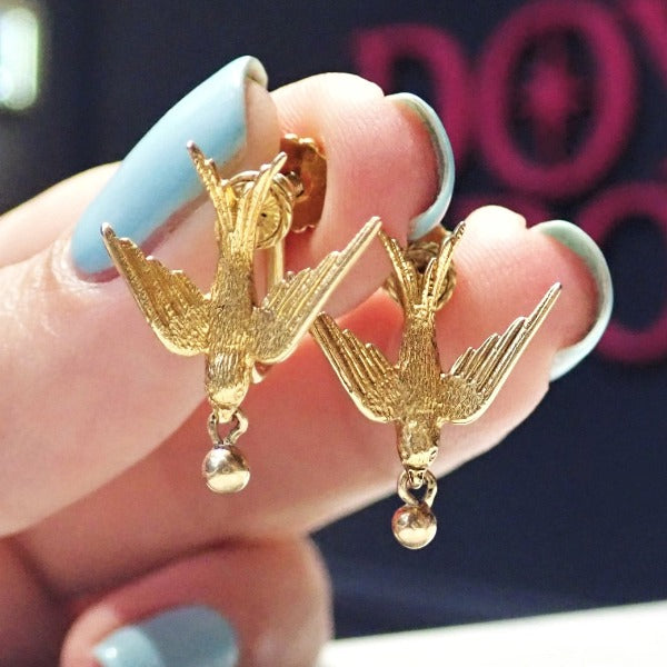 Vintage Saint Esprit Earrings from Doyle & Doyle