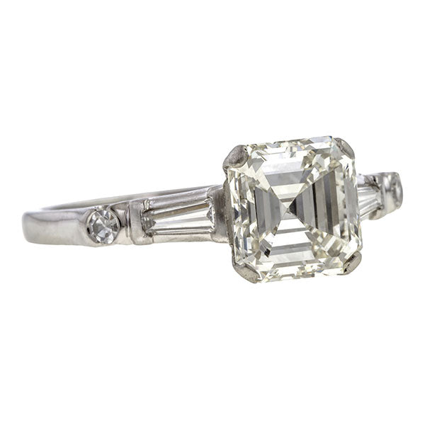 Special Offer Antique Asscher Cut Engagement Rings Up To 71 Off