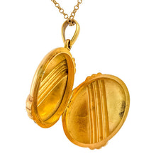 Antique Locket sold by Doyle and Doyle an antique and vintage jewelry boutique