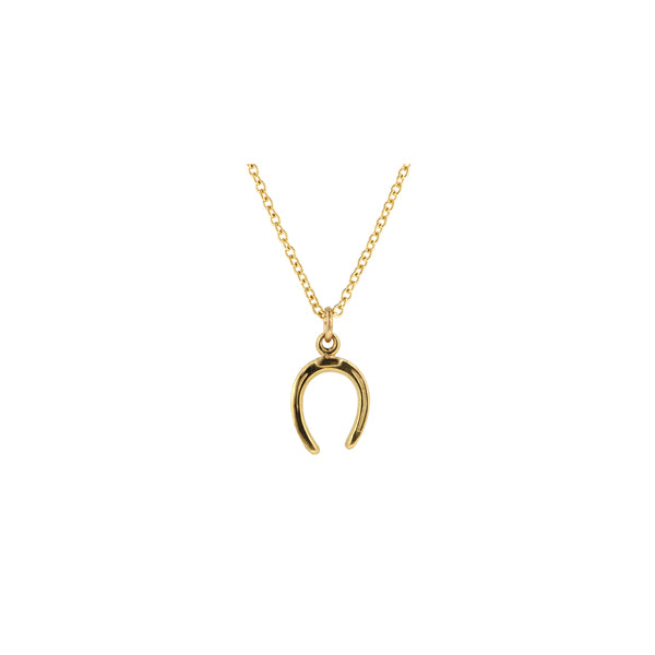 Horseshoe Pendant- Heirloom by Doyle & Doyle