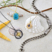 Heirloom by Doyle & Doyle pendants and bracelet, designed and created in New York