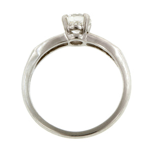 Vintage Engagement Ring, Old Euro 0.80ct:: Doyle & Doyle